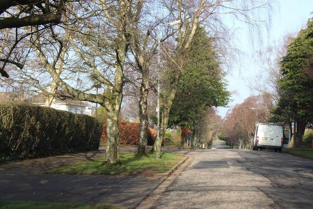 Earls Way, Doonfoot
