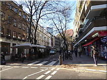 TQ3081 : A walk from Clerkenwell to Piccadilly (173) by Basher Eyre