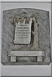 TL8866 : Great Barton: Holy Innocents Church: The Louisa Bunbury memorial by Michael Garlick