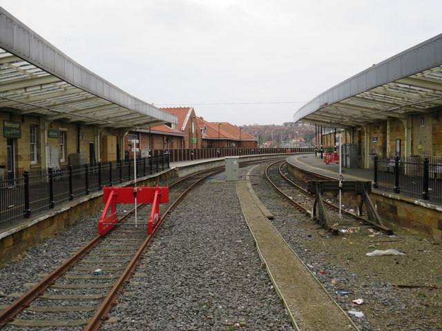 End of the line, Whitby