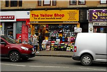 NS5566 : The Yellow Shop by Richard Sutcliffe