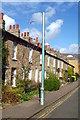 TL4558 : Unusual stench pole in Eden Street by Tiger