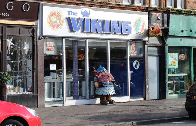 The Viking, Largs