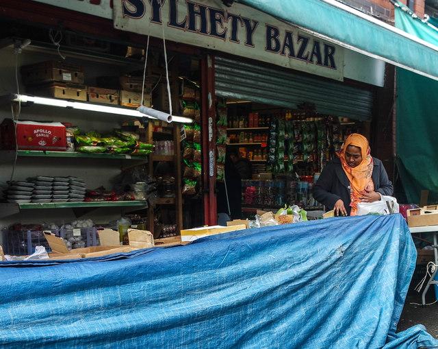 Sylhety Bazar, Oldham Market
