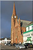 NS2059 : St. Columba's Parish Church, Largs by Billy McCrorie