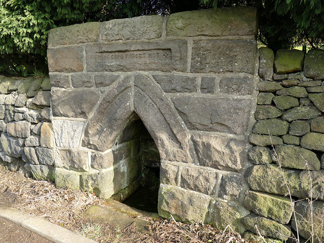 Squire's Well, Mow Cop