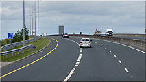 S7169 : Northbound M9, LRI N 52.5 by David Dixon