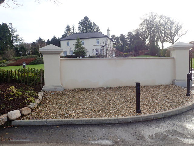Villa at the junction of Wood Road and Drumintee Road at Killeavy