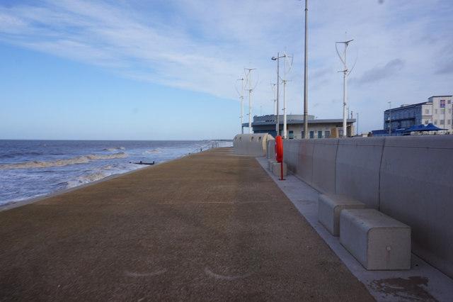 North Promenade, Thornton - Cleveleys