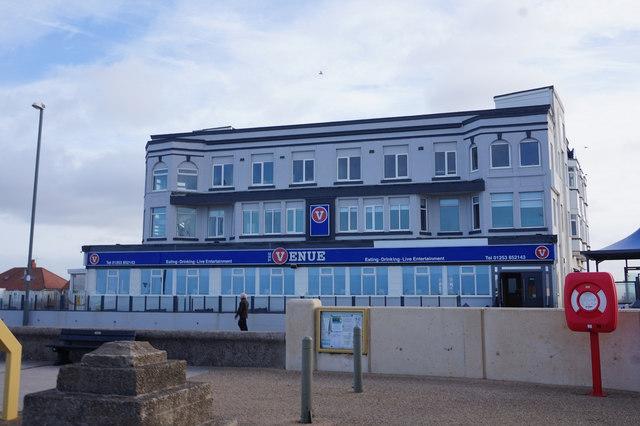 Venue, North Promenade, Thornton - Cleverley