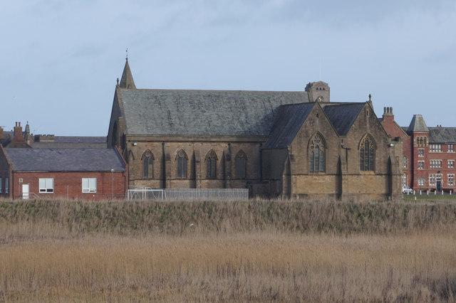 Chapel at Rossall School, Fleetwood