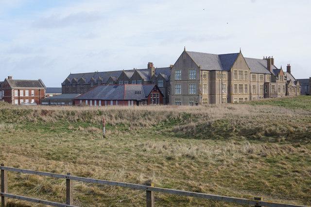 Rossall School, Fleetwood