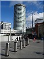 SP0786 : The Rotunda by Philip Halling