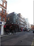 TQ3080 : A walk from Clerkenwell to Piccadilly (206) by Basher Eyre