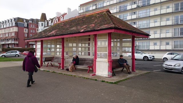 Shelter on the Promenade