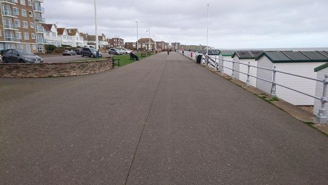 Promenade at Bexhill-on-sea