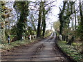 TM2769 : Bridge on Dennington Road by Adrian Cable