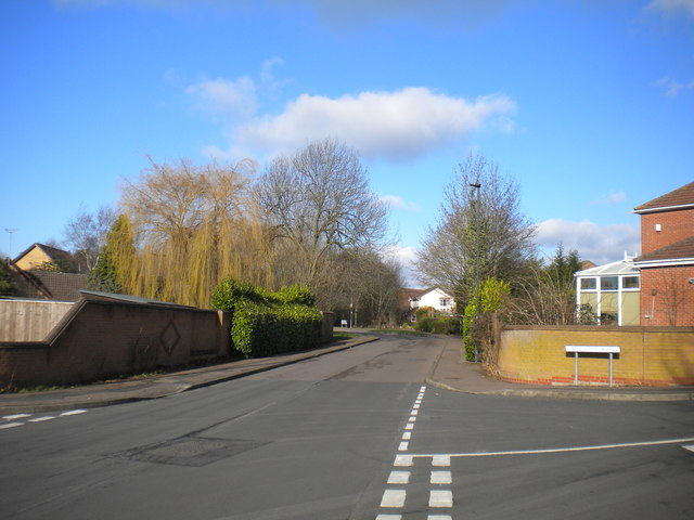 East end of Nevinson Drive, Sunnyhill