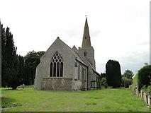 TL7388 : Wilton St. James church by Adrian S Pye