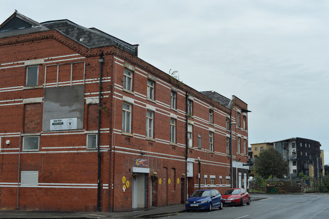 Old Hulme Playhouse