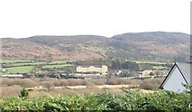 J0718 : The Carrickdale Hotel and Spa viewed across the Armagh/Louth border by Eric Jones