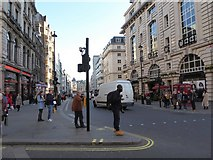 TQ2980 : A walk from Clerkenwell to Piccadilly (234) by Basher Eyre