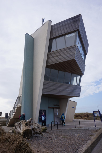 Rossall Point Watch Tower