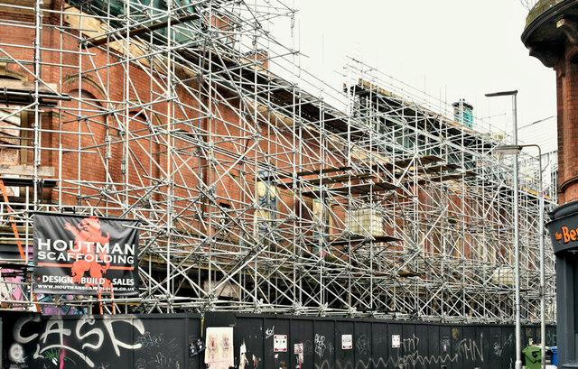 Nos 2-14 Garfield Street, Belfast (March 2019)