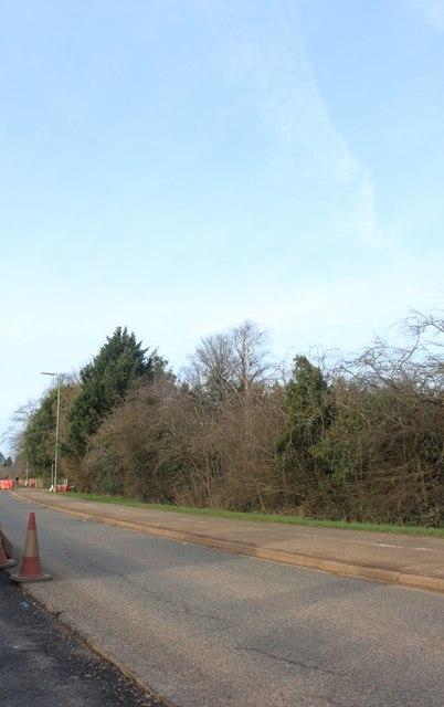 Warwick Road, Drayton