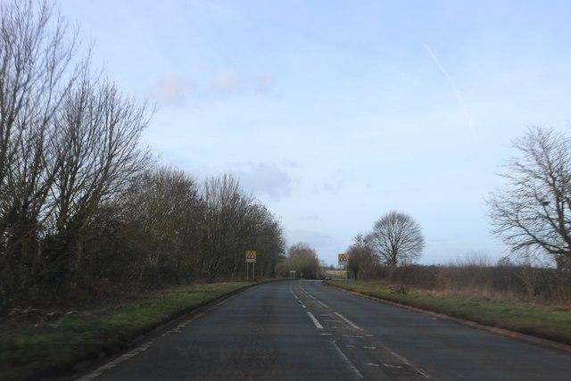 Warwick Road, Shotteswell