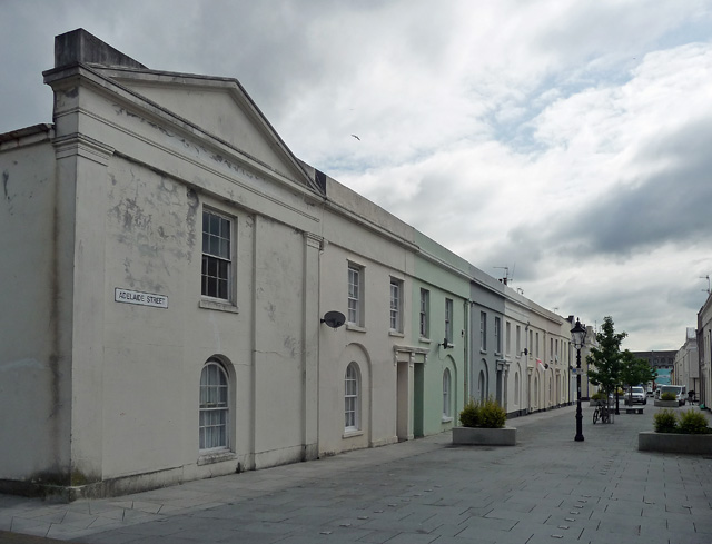 Adelaide Street, Plymouth