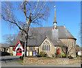 TQ2695 : Holy Trinity Church, Lyonsdown Road by Des Blenkinsopp