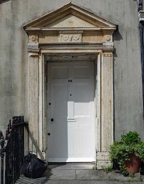 Detail of 62 Durnford Street, Plymouth