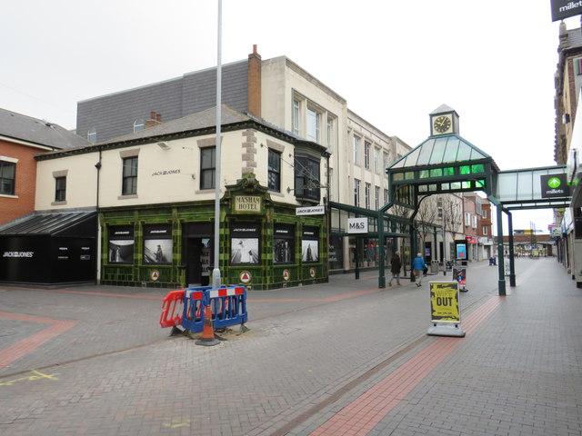 Hill Street, Middlesbrough