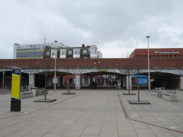 Zetland Square, Middlesbrough