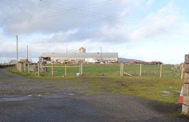 Farm buildings South-West of Killeen Bridge