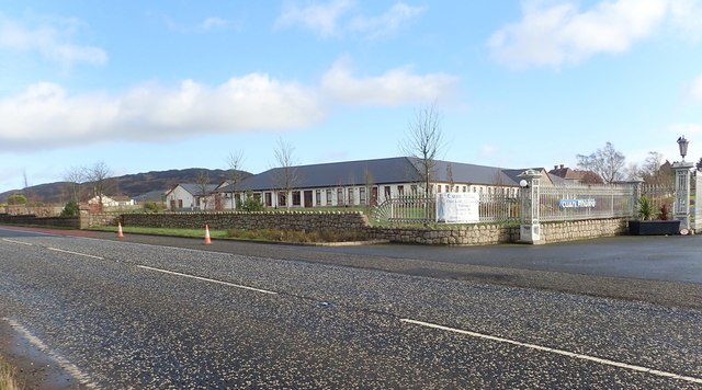 The Newry Cuan Mhuire Addiction Centre at Killeen