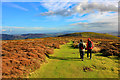 SO4294 : Path on the Long Mynd by Jeff Buck