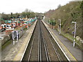 TQ4862 : Knockholt railway station by Malc McDonald