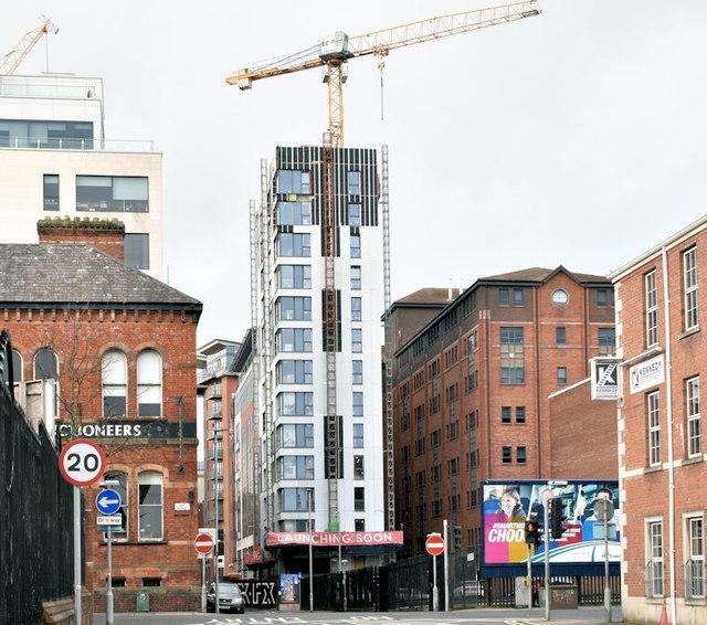 Nos 14-18 Montgomery Street, Belfast - March 2019(3)