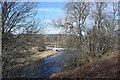 NJ7318 : Glimpse of the bridge... by Bill Harrison