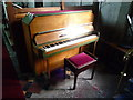 SO2355 : Piano inside St. Mary's Church (Nave | Gladestry) by Fabian Musto