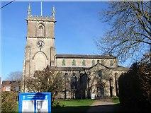 ST8026 : Parish church [1] by Michael Dibb
