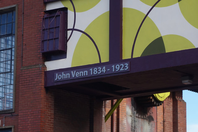 Venn design on Drypool Bridge, Hull