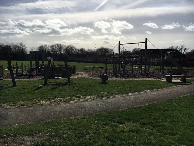 Playground off Church Lane
