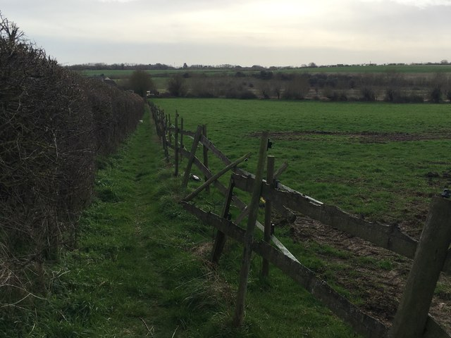 Path towards New Mill