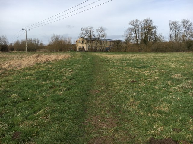 Path towards New Mill