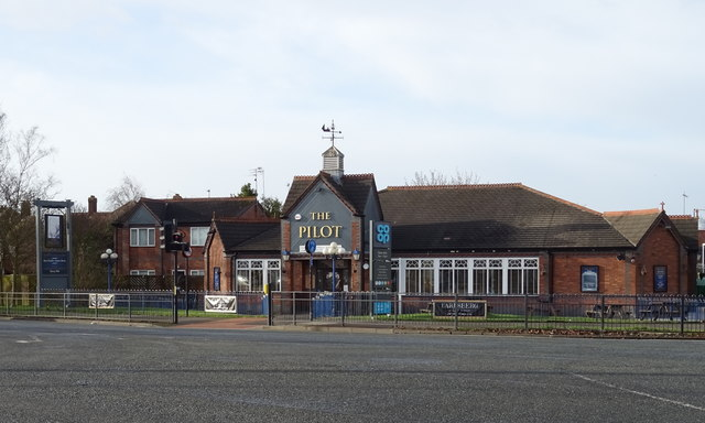 The Pilot public house, Hull