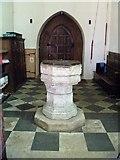 ST8026 : Parish church [6] by Michael Dibb