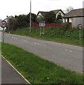 SM9617 : Start of the 30 zone on Cardigan Road, Haverfordwest by Jaggery